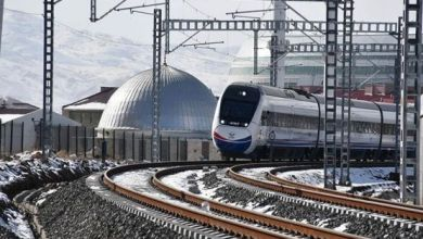 Ankara-Sivas High-Speed Rail Line to open in June 30