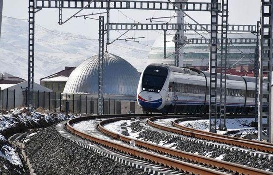 Ankara-Sivas High-Speed Rail Line to open in June 1