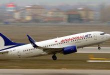 AnadoluJet's Ankara-Tehran flights take off 2