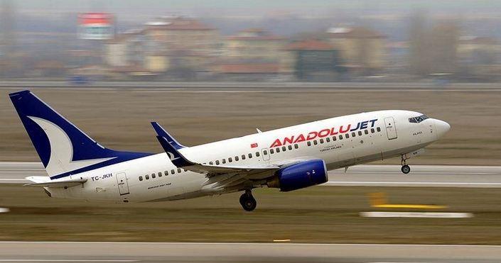 AnadoluJet's Ankara-Tehran flights take off 1