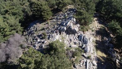Ancient quarry unearthed in western Turkey 7