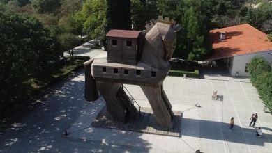 Turkey's historic city awaits Russian tourists 7