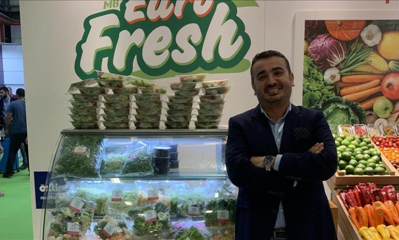 EuroFresh brings fresh vegetables to the kitchens in the most natural and practical form 1