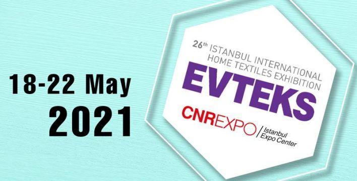 EVTEKS 26th Istanbul International Home Textiles Fair 2