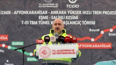 Construction on Izmir-Afyonkarahisar-Ankara High Speed Train Project continues 30