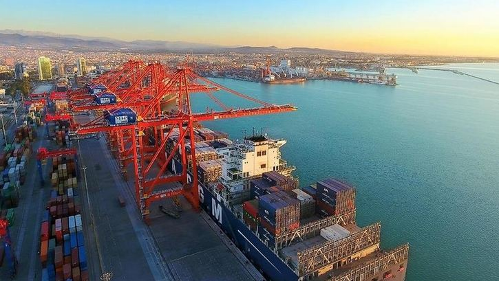 Capacity of Turkey's largest port to be expanded 1