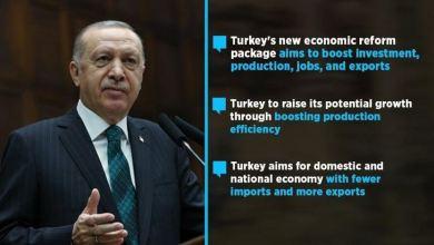 Turkey announces landmark new economic reform package 23
