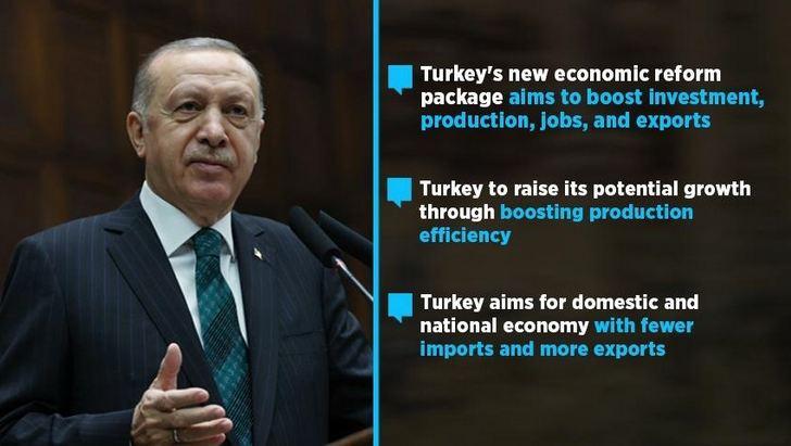 Turkey announces landmark new economic reform package 1