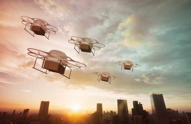 UAE to test cloud-zapping drones to increase rainfall 1