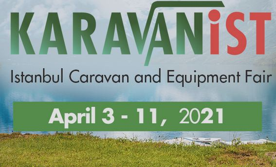 KARAVANİST İstanbul Caravan, Equipment Fair 2