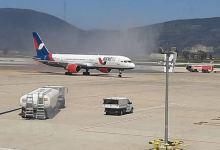 1st international flight of 2021 lands in Turkish tourist hub 10