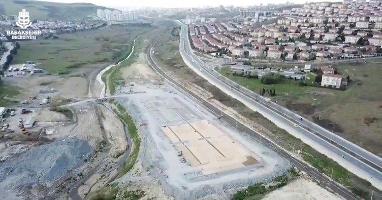 Basaksehir Mayor: Bahcesehir-Halkali Marmaray ring work is finished, we will start a new era in transportation to Marmaray 4