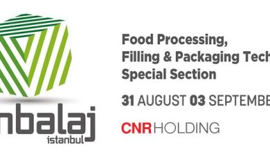 CNR Ambalaj - Food Processing, Packing, Labeling Technologies Special Section 1
