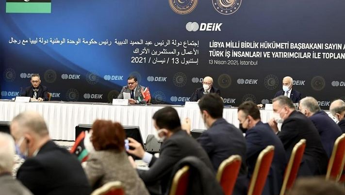 Turkish businesses set to tackle energy, healthcare projects in Libya 1