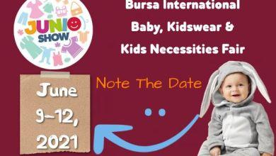 Tuyap Junio Show- Bursa International Baby, Kidswear & Kids Necessities Fair 21