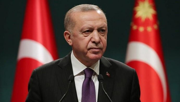 Canal Istanbul will bring Turkey greater peace: President 1