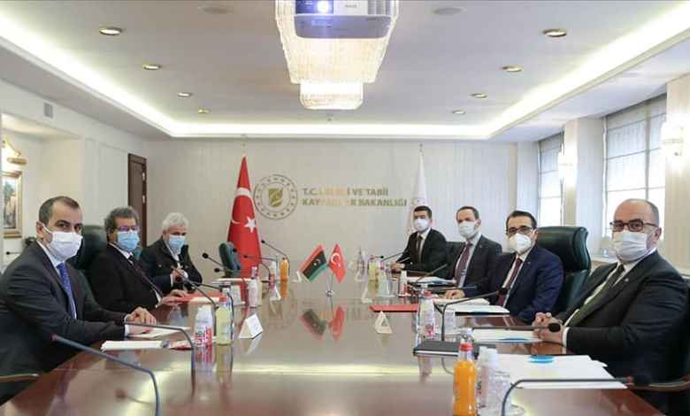 Turkey and Libya decide to develop cooperation in petroleum and natural gas 1