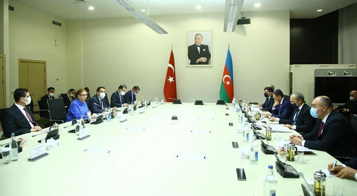 Turkey, Azerbaijan should target free trade agreement 1