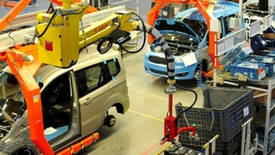 """In the """"automotive base"""" Bursa more than 1300 vehicles per day produced 22"""