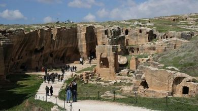 Rich historical sites in southeast Turkey draw tourists 24