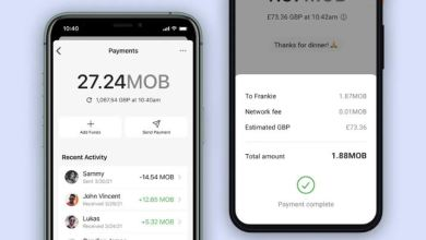 Signal is testing a payments feature that lets you send cryptocurrency to friends 7