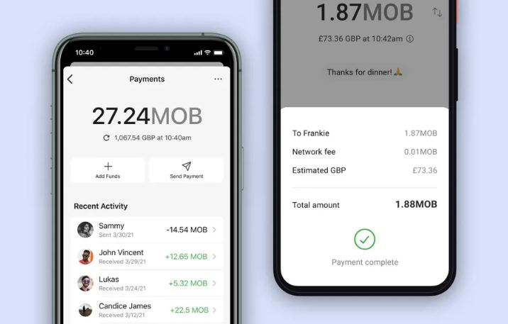 Signal is testing a payments feature that lets you send cryptocurrency to friends 1