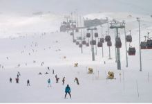 Turkish ski resort's investments rise with tourism boom 17