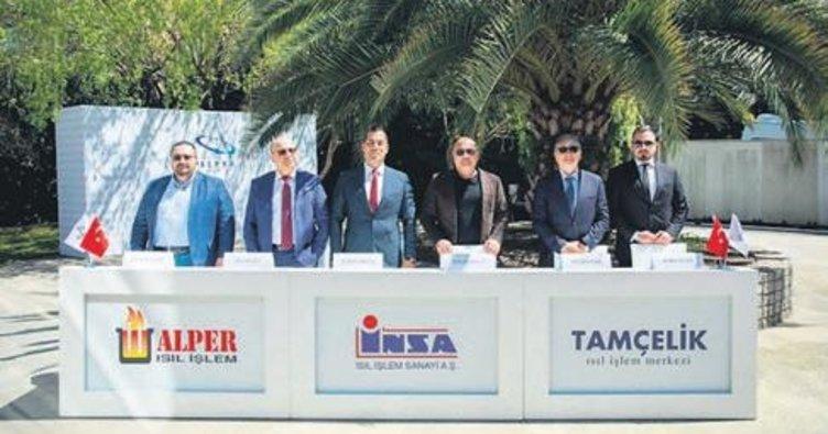 3 Big Turkish Companies Merge to Create Alpha Matelurji Brand 1
