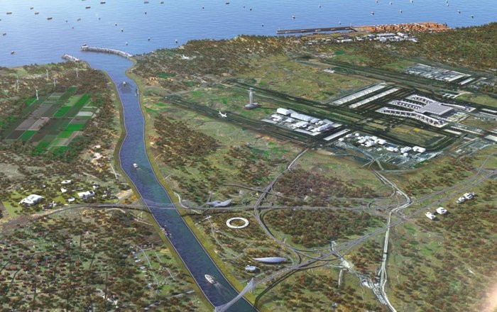 Kanal Istanbul will be completed in 5 years 1