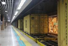 Marmaray became the heart of freight transportation between continents with 845 freight trains 2