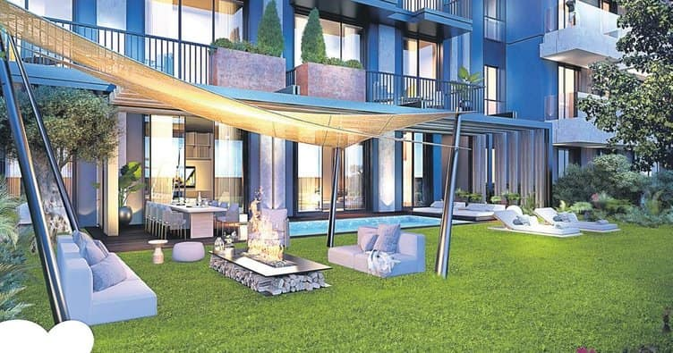 DAP Yapi will sell 40% cheaper houses in the heart of Nisantasi 1