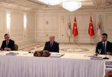Normalization timetable to be announced in coming days: Erdoğan 10