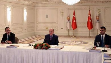 Normalization timetable to be announced in coming days: Erdoğan 27