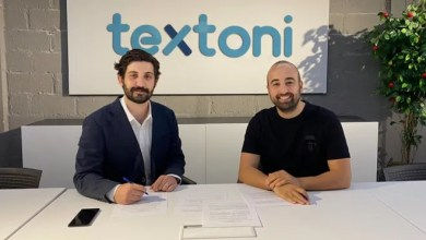 Textoni received an investment with a valuation of ₺4 million 23