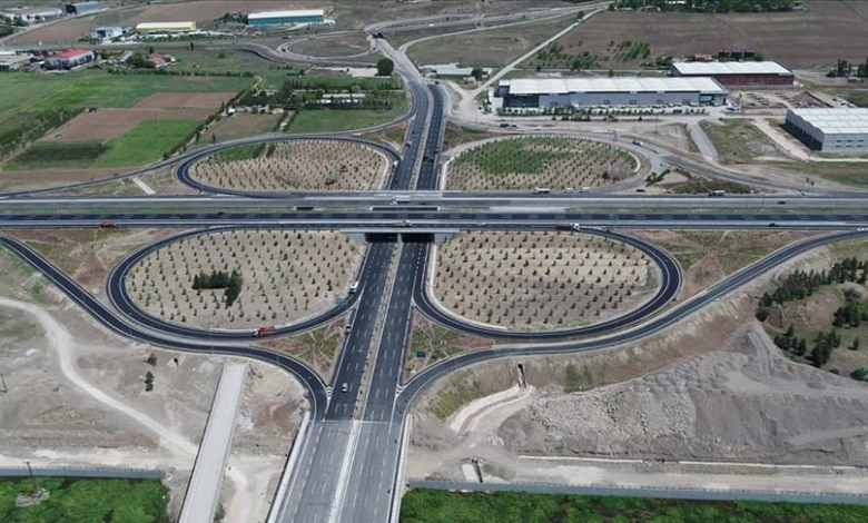Turkish Aerospace Industry Bridge Junction and connection roads will be put into service 1