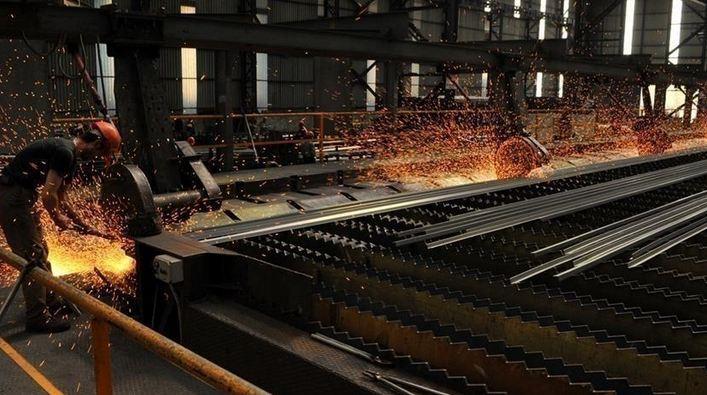 Turkey's crude steel production up 9.2% y-o-y in March 1