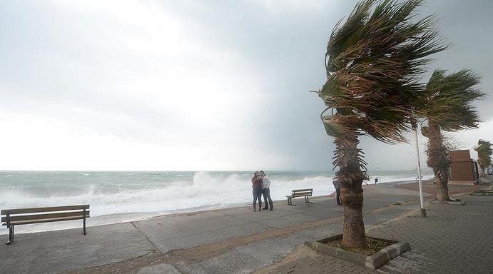 Turkey saw 984 meteorological disasters last year 1