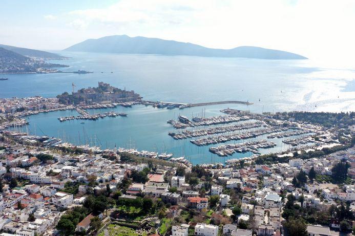Hotel chain Marriott to make villa investments in Turkey 1