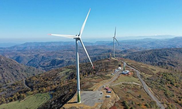 Wind takes lion's share in Turkey's new electricity investments 1