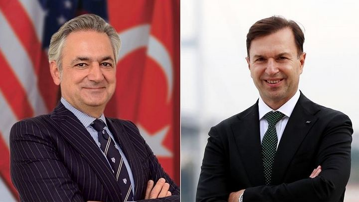 Turkish, US groups urge leaders to shun differences, forge stronger trade ties 1
