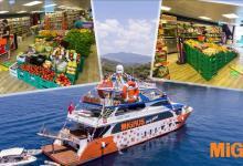 Migros continues its Sea Market service 5
