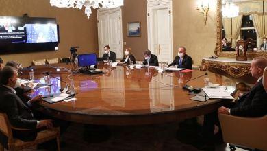 Turkish president, European Commission head discuss Turkey-EU ties 7