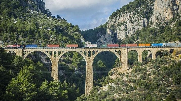Turkey aims for over 16,700 kilometers of railway by 2023 1