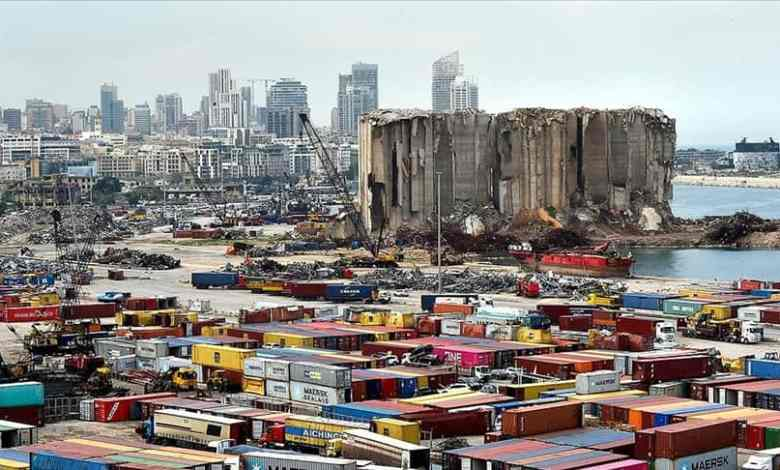 Turkish businesspeople demand for the rebuilding of Beirut port 1