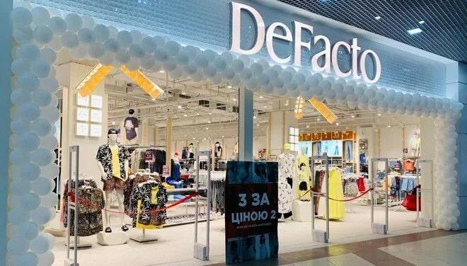 DeFacto opened 2 new stores in Ukraine and Uzbekistan 1