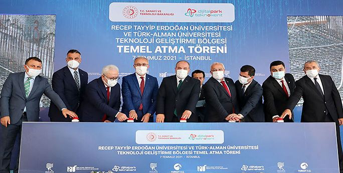 Turkey Commences Digitalpark Teknokent 1
