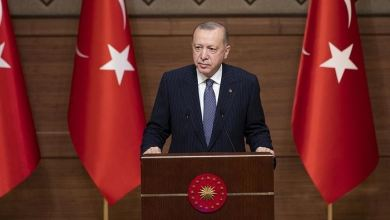 Turkey's president says parliament working on new water law 9