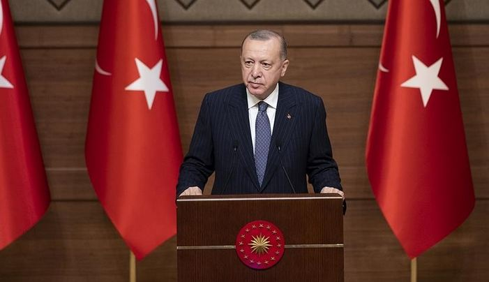 Turkey's president says parliament working on new water law 1