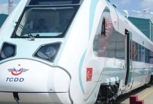 The first domestic electric train in Turkey has reached the final stage 3