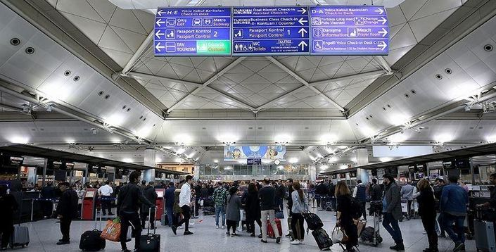 Turkish airports see 40M passengers in first 6 months 1
